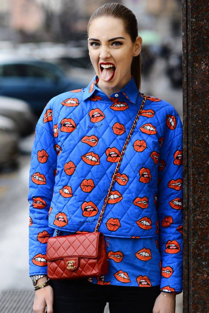QUILTED STYLE, un tejido muy cool