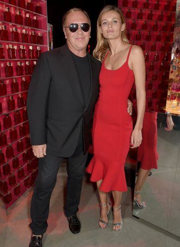 Michael Kors Sexy Ruby Fragrance Launch
