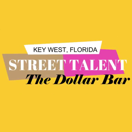 THE DOLLAR BAR, el bar americano decorado con dinero en KEY WEST, FLORIDA