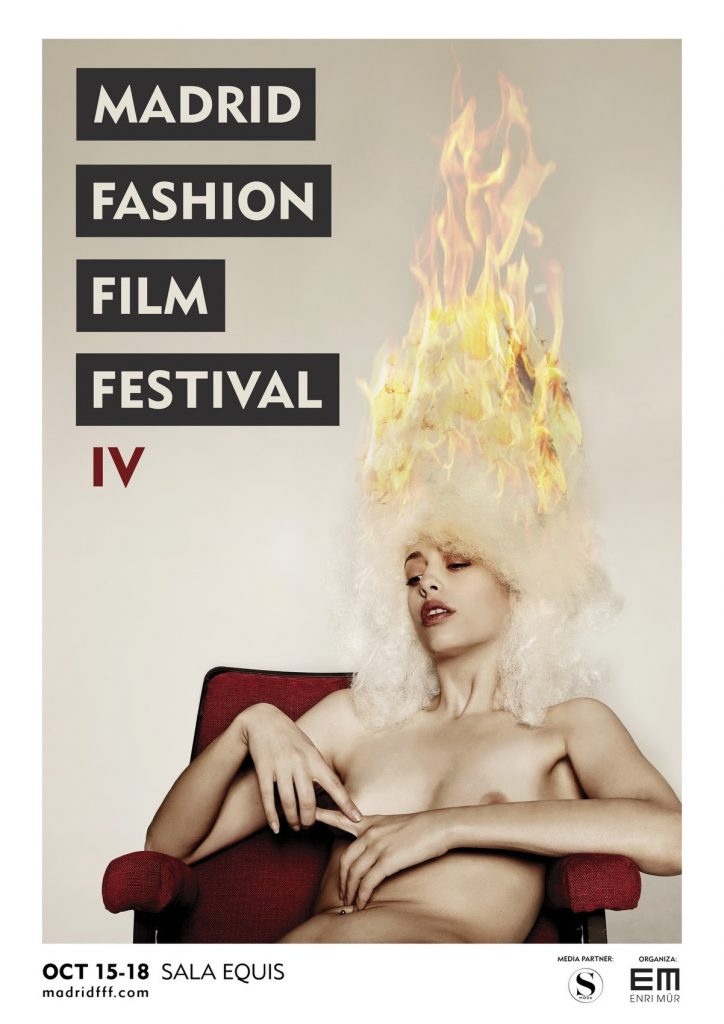 #MadridFFF MADRID FASHION FILM FESTIVAL 2018